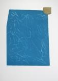 Asimmetrico blu