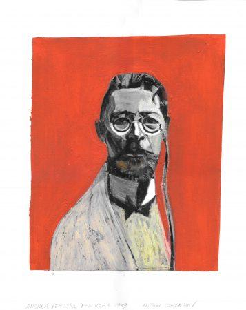 Chekhov at Grande Albergo Alfeo (H.)