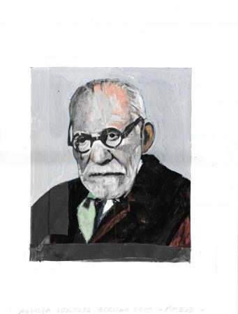 Freud at Moon (B.)