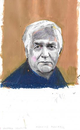 Mankell at Hotel Posta (F.)