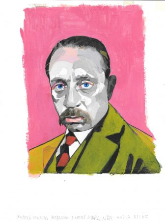 Rilke at Hotel Posta (F.)